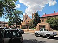 Albuquerque, New Mexico USA - San Felipe de Neri Church - panoramio (1).jpg