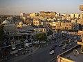 Aleppo (Halab), Blick auf die Altstadt vom Hotel Mirage Palace (vorm. Amir Palace) (26930927819).jpg