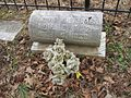 Alex Haley family grave sites Bethlehem Cemetery Henning TN 2014-02-08 007.jpg