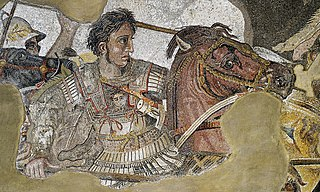 Alexander the Great King of Macedon