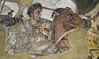 Greeks - Alexander the Great, whose conquests led to the Hellenistic Age.