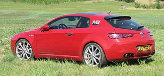 Alfa Romeo Brera and Spider - Alfa Romeo Brera (Germany)