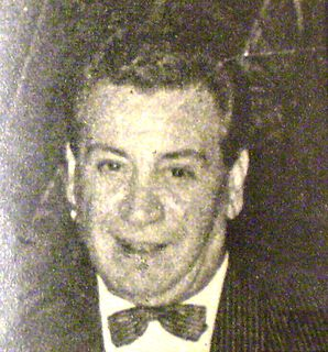 Alfredo De Angelis Argentine tango musician and composer