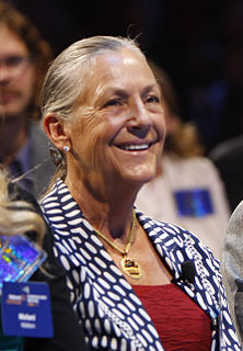 Alice Walton American heiress to the fortune of Wal-Mart Stores, Inc.