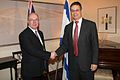 Alistair Burt meets Israel's Deputy Foreign Minister Danny Ayalon (5360682856).jpg