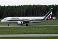 Alitalia, I-BIKI, Airbus A320-214 (15836576893).jpg