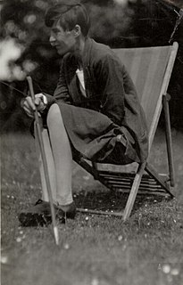 Alix Strachey American-British psychoanalyst