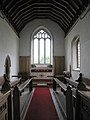 All Saints, Burnham Sutton cum Ulph, Norfolk - Chancel - geograph.org.uk - 320438.jpg