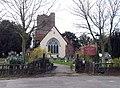 All Saints, Theydon Garnon, Essex - geograph.org.uk - 374400.jpg