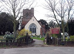 All Saints, Theydon Garnon, Essex - geograph.org.uk - 374400.jpg