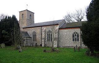 Stibbard Human settlement in England