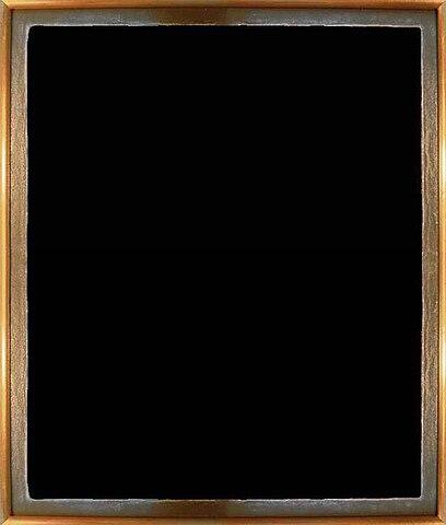 Альфонс Алле, «Битва негров в пещере глубокой ночью», 1882