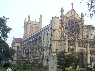 Church of North India - Image: Allsaintcathedral ald
