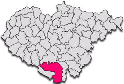 Commune Almaşu in Sălaj County