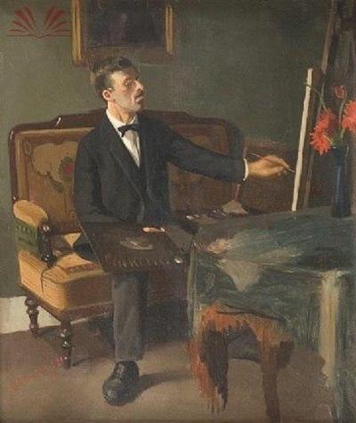 Almeida Júnior - O pintor