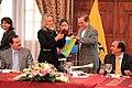 Almuerzo de despedida a María Emma Mejía, Secretaria General de UNASUR (7349437152).jpg