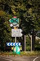 Alsace opération rubans noirs contre la fusion des régions 24 août 2014.jpg