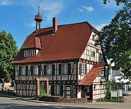 Altes Rathaus Höfingen (1)