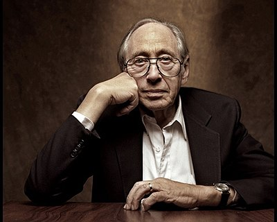 Picture of an author: Alvin Toffler