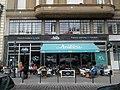Amber's French Bakery & Cafe, Fovam Square, 2017 Budapest.jpg