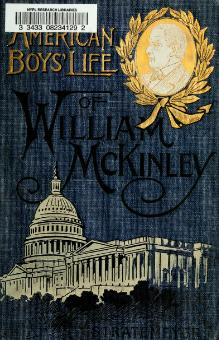 American Boy's Life of William McKinley.djvu