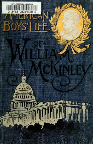 File:American Boy's Life of William McKinley.djvu