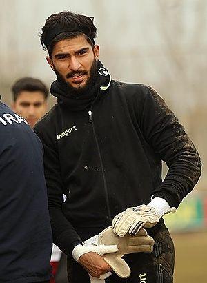 Amir Abedzadeh - Image: Amir Abedzadeh
