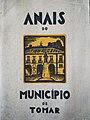 Amorim Rosa. Anais do Município de Tomar. Em 9 volumes. Câmara Municipal de Tomar. 1940-1974.jpg