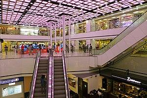 Amoy Gardens - Amoy Plaza Main Atrium