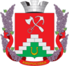 Official seal of Amvrosiivka