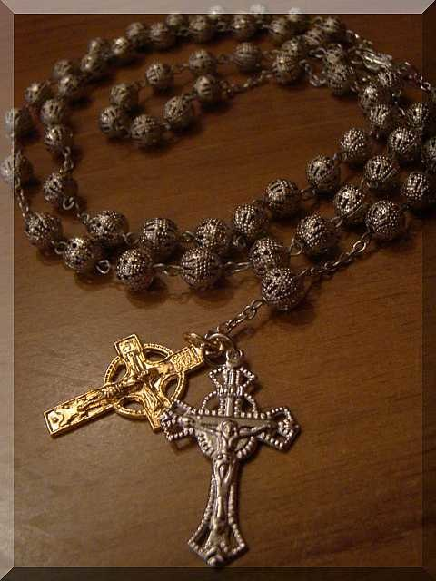 An Egyptian Rosary with a Coptic Cross, 2010