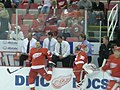 Anaheim Ducks vs. Detroit Red Wings Oct 8, 2010 02.JPG