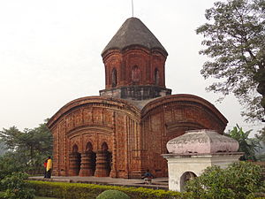 Bansberia - Ananta Basudeba Temple