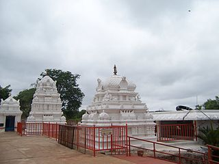 Vikarabad district District of Telangana in India