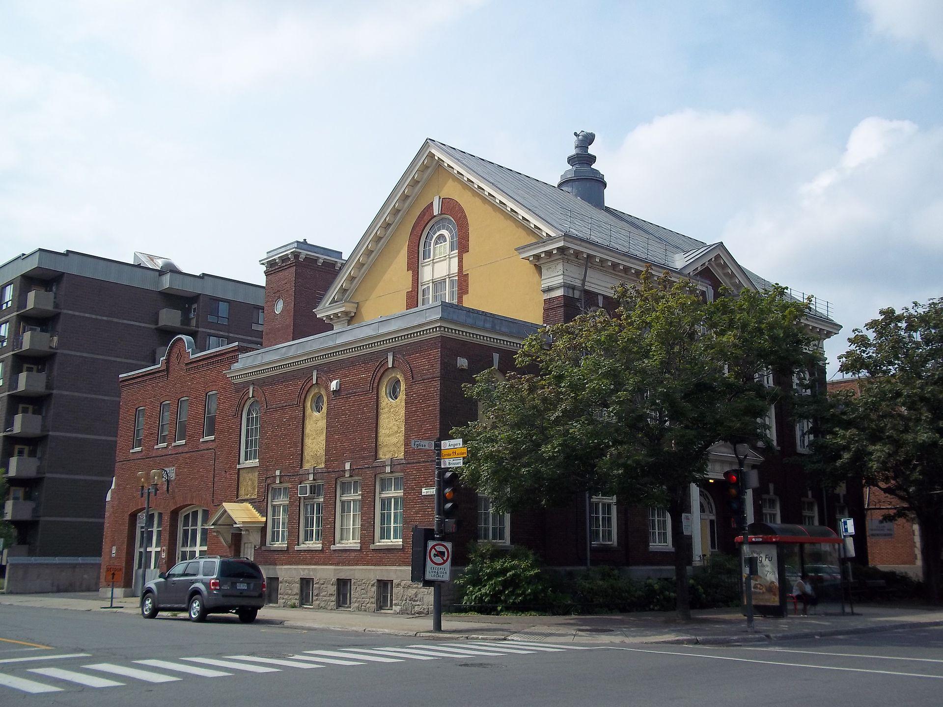 Hotel St Pierre Quebec