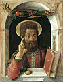 Andrea Mantegna - St. Mark the Evangelist - Google Art Project.jpg