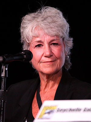 Andrea Romano - Andrea Romano at the 2012 San Diego Comic-Con International