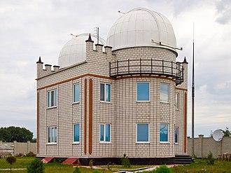 Andrushivka Astronomical Observatory - The Andrushivka Astronomical Observatory in Andrushivka, northern Ukraine