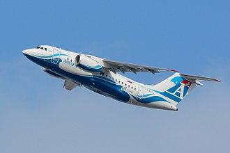 Angara Airlines - Antonov An-148