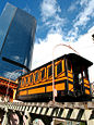 Angels Flight in Los Angeles