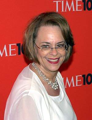 Ann S. Moore - Moore at the 2010 Time 100 Gala.