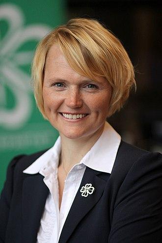Minister for Digital Development (Sweden) - Image: Anna Karin Hatt