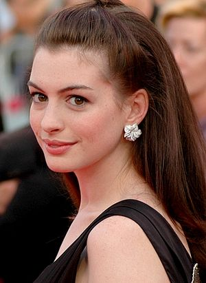 Anne Hathaway - Hathaway at the Deauville American Film Festival in 2007