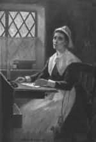 Anne Bradstreet - Image: Annebradstreet