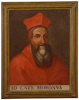 Giovanni Morone cardinal