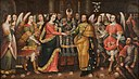 Anonymous Cusco School - The Marriage of the Virgin - Google Art Project.jpg