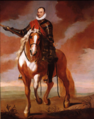 Anselm van Hulle (Attr.) - Equestrian portrait of William the Silent.PNG