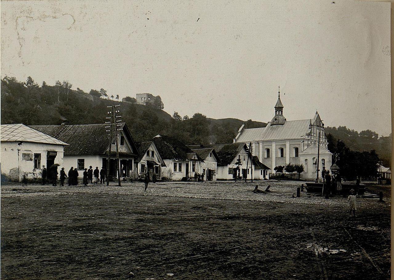 Галич, 1915
