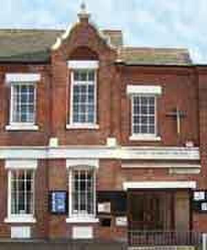 Anstey, Leicestershire - Anstey Methodist Church