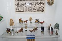 Antique German toy carriages by Max Hetze (26578113182).jpg